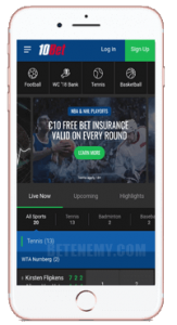 10bet mobile apps