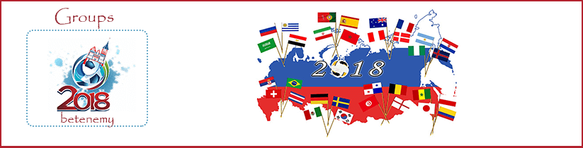 Groups in 2018 fifa world cup