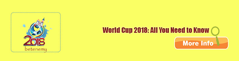 2018 Fifa World Cup - information