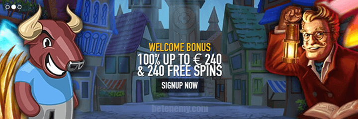 24Bettle casino welcome offer