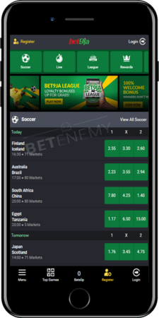 Bet9ja Expert Review - 100% Welcome Bonus Up to ₦100 000