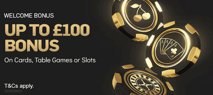 Betfair casino bonus for all games