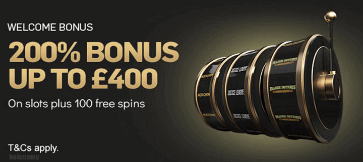 Betfair casino bonus for slots