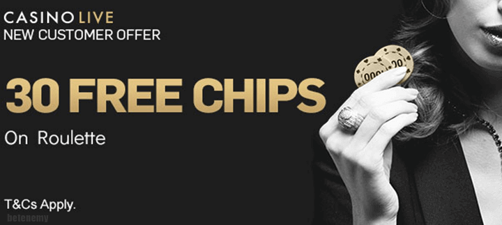 Betfair live casino welcome bonus