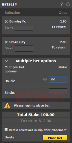 betslip feature - preview