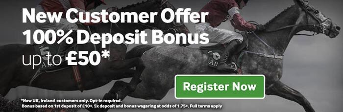 Betway bonus for new customers