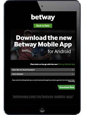 Betway mobile casino download strategy to always win at roulette