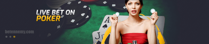 live poker section in Campeonbet