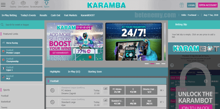 Karamba website review