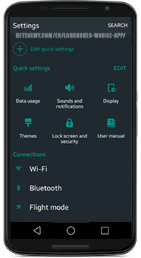 lock screen and security for android
