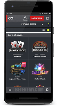 matchbook casino app
