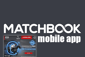 Matchbook mobile logo