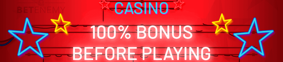 casino offer in OlyBet