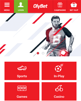 olybet mobile app