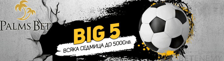 palms bet big5 игра