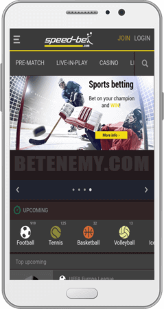 speed-bet mobile