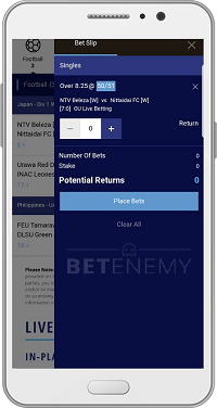 SportPesa Mobile App for Android & iOS and Mobile Site