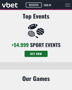 Vbet Mobile App for Android and iOS - Download and Install (2019)