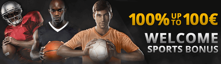 welcome sports bonus from 18bet