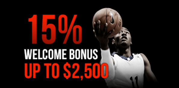 Welcome sports bonus at Justbet