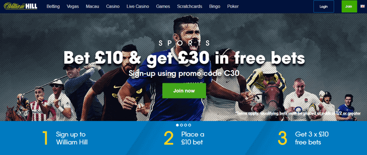 william hill site review