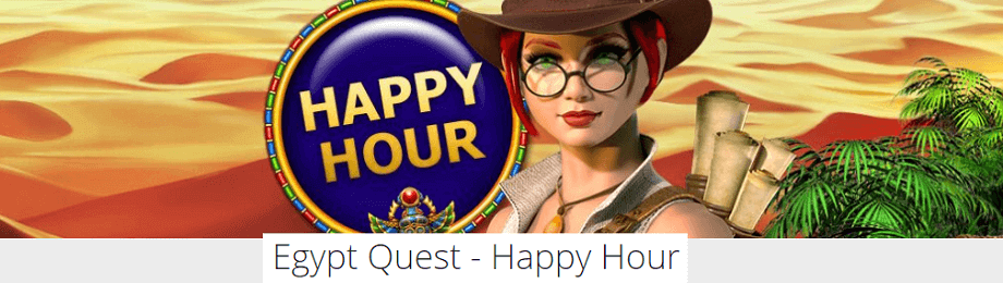 Happy Hour Egypt Quest от WINBET