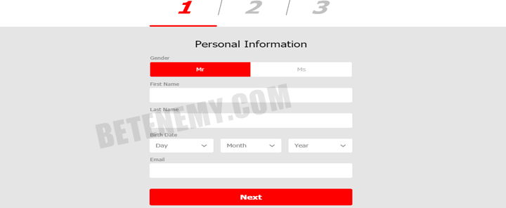 winmasters registration form