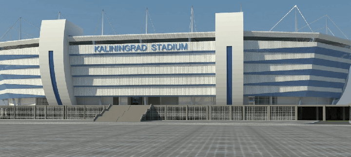 world cup 2018 - kaliningrad stadium