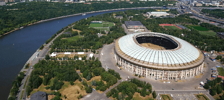 world cup 2018 - luzhniki stadium